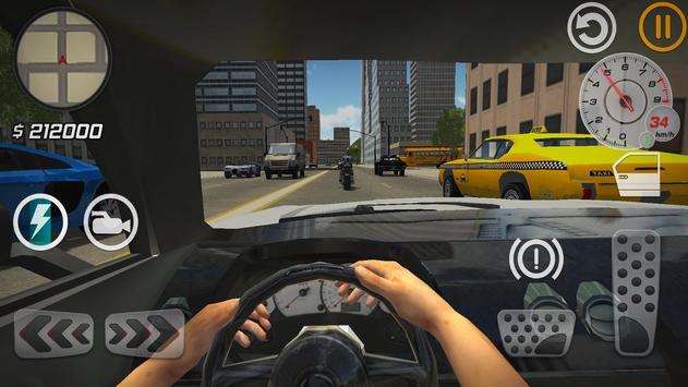 City Car Driver 2020 скриншот 3