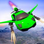 Симулятор стрельбы по летающим автомобилям