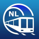Амстердам Метро Гид и интерактивная карта метро