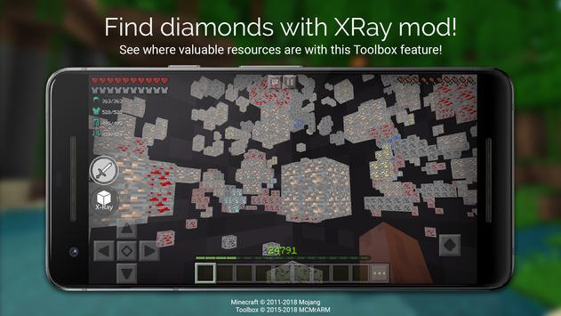 Toolbox для Minecraft PE скриншот 3