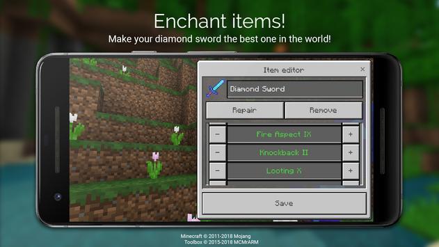 Toolbox для Minecraft PE скриншот 5