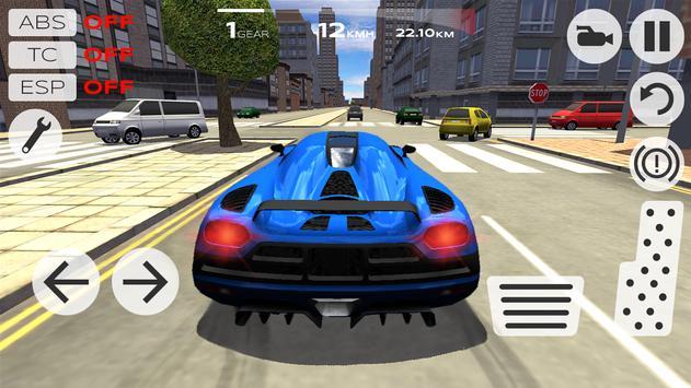 Extreme Car Driving Simulator скриншот 3