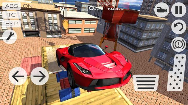 Extreme Car Driving Simulator скриншот 4