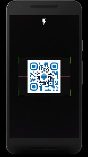 QR и считыватель штрих-кодов скриншот 1