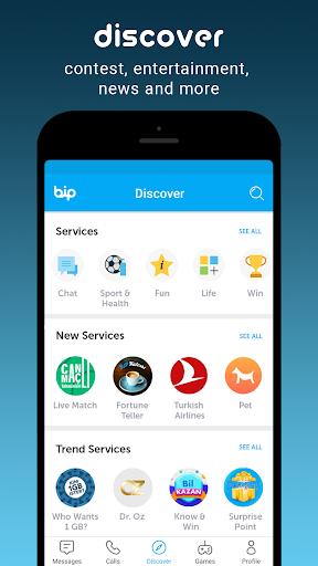 BiP Мессенджер скриншот 3