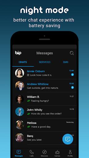 BiP Мессенджер скриншот 4
